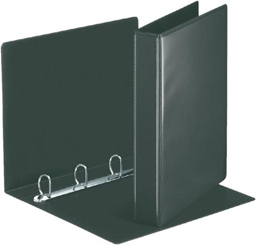 Presentatieringband Esselte A4 4-rings O-mech16mm zwart