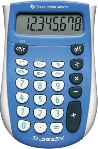 Rekenmachine TI-503 SV