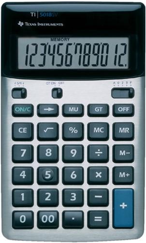 Rekenmachine TI-5018SV