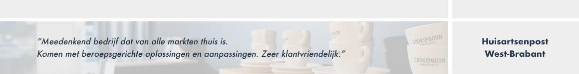 Review Huisartsenpost West-Brabant