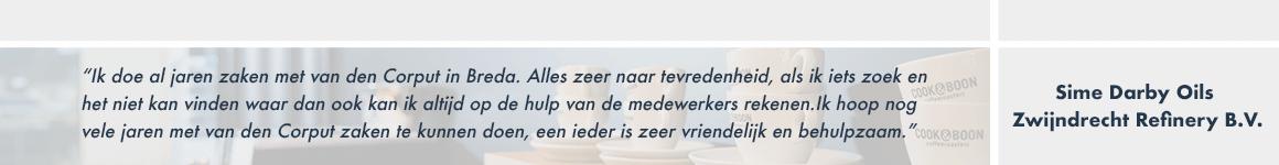 Review Sime Darby Oils Zwijndrecht Refinery B.V.